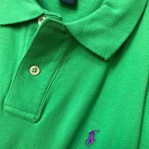 Ralph Lauren Sport Polo women's golf tee